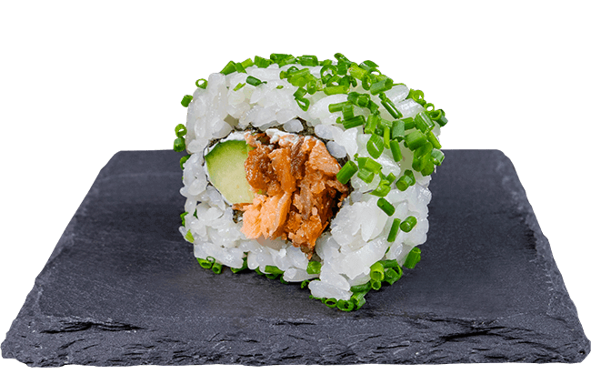 Produktbild Inside-Out Salmon Roll
